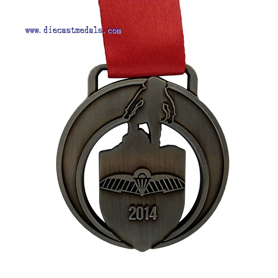 Cut Out Medal