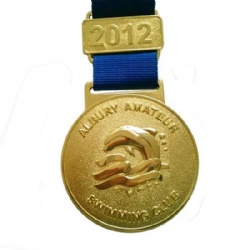 Swimming Club Medal