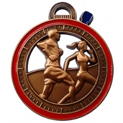 3D& Cut Out Medal