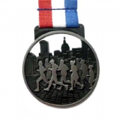Marathon Run Medal