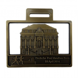 German Marathon Medal