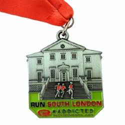 Run South London Medal