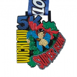 5K Run Finisher Medal
