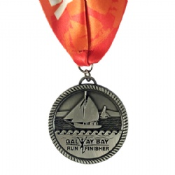 Run Finisher Medal